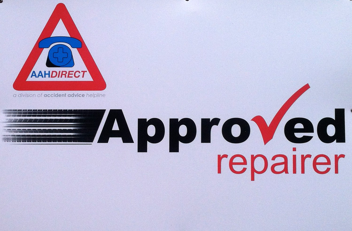 AAH Approved Repairer